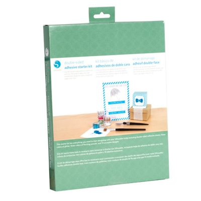 Double-sided adhesive started kit-T