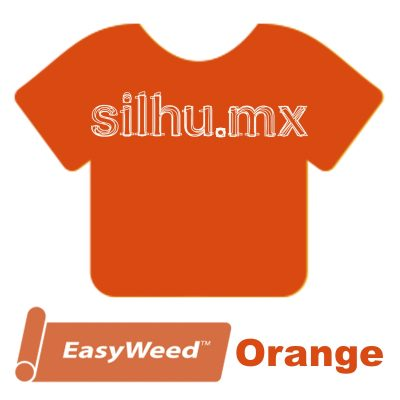 Vinil Textil Siser Easy Weed Orange