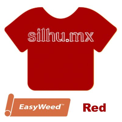 Vinil Textil Siser Easy Weed Red