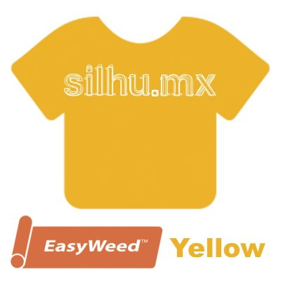 Vinil Textil Siser Easy Weed Yellow