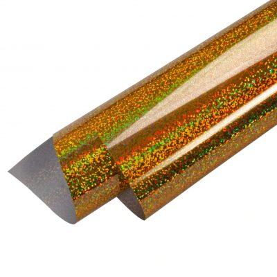 holografico dorado